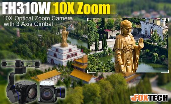 10x zoom camcorder