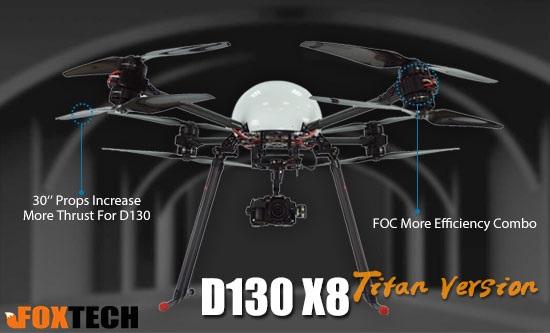 drone heavy duty  industry X8 20kg