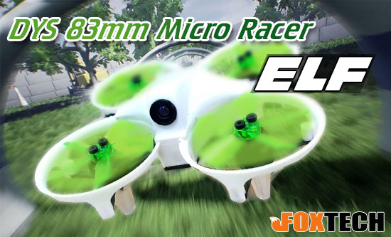 dys83mm race drone mini drone micro brushless