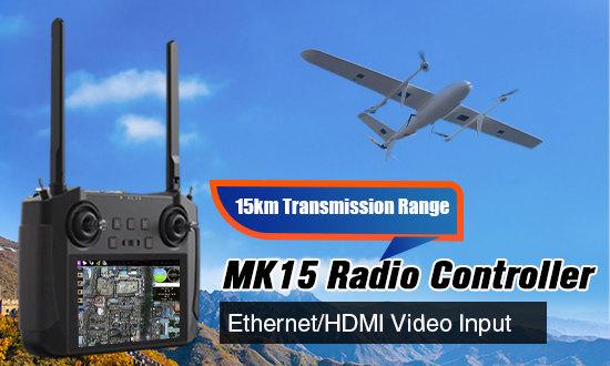 MK15 Long Range Radio Controller