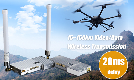 Video/Data Wireless Transmission System