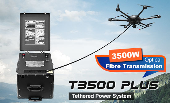 T3500 Plus Tethered Power System