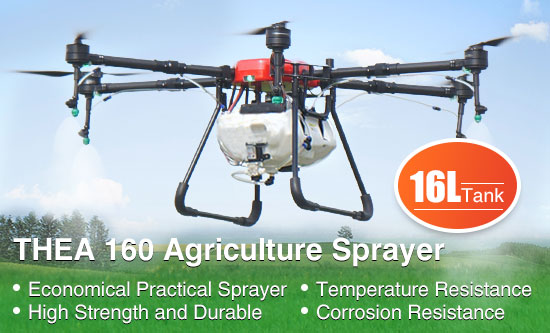 HYBRID Agriculture Spraying Drone