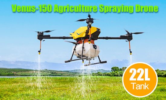 Venus-150 Agriculture Spraying Drone