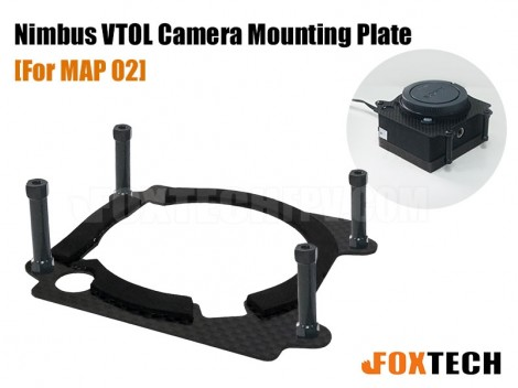 Map-02 Mounting Plate for Nimbus VTOL