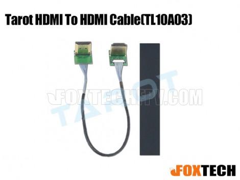 Tarot HDMI To HDMI Cable