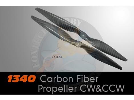 1340 Carbon Fiber Propeller CW&CCW