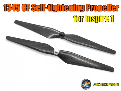 1345 CF Self-tightening Propeller for Inspire 1