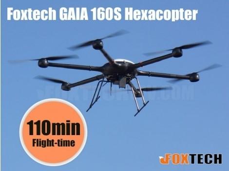 FOXTECH GAIA 160S Hexacopter