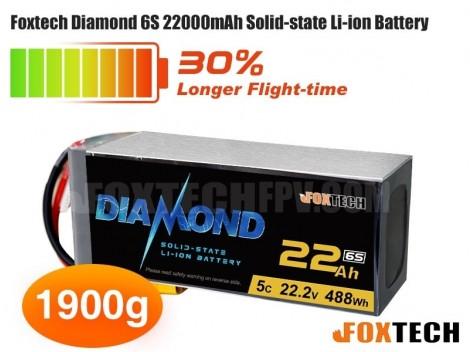 Foxtech Diamond Series Solid-state Li-ion Battery