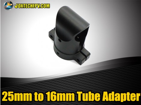 25mm to 16mm Tube Adapter