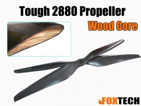 Foxtech Tough 2880 CF Wood Core Propeller