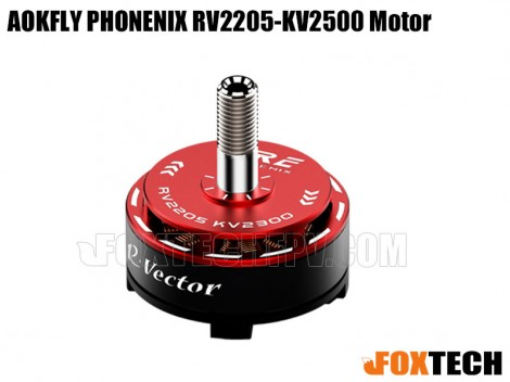 AOKFLY PHONENIX RV2205-KV2500 Motor