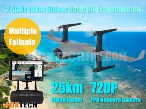 H-WING  VTOL FPV Flying Wing RTF Package