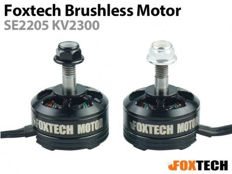 Foxtech Brushless Motor SE2205 KV2300 (2pcs CW/CCW)