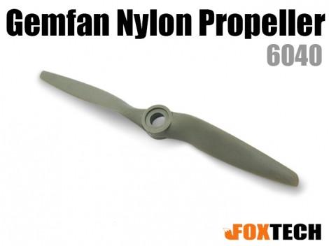 Nylon 6 x 4 propeller