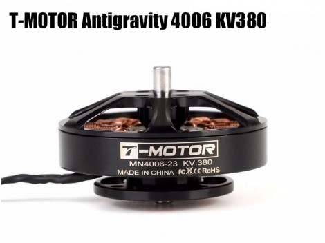 T-MOTOR Antigravity 4006 KV380 - 2PCS/SET