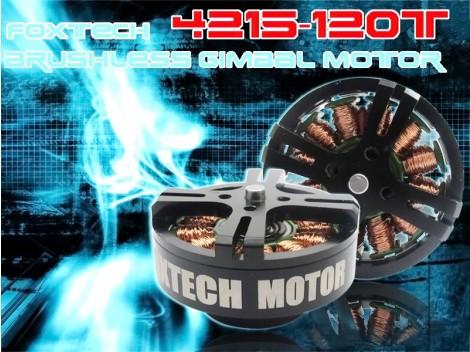 Foxtech 4215-120T Brushless Gimbal MotorᆪᄄFor NEX/GH3ᆪᄅ