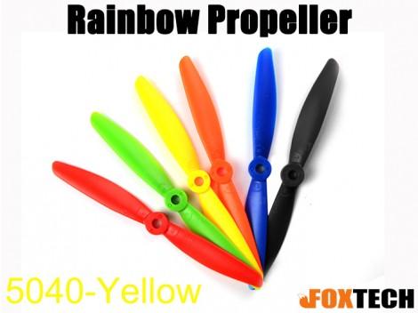 5040 Rainbow Propeller CW/CCW