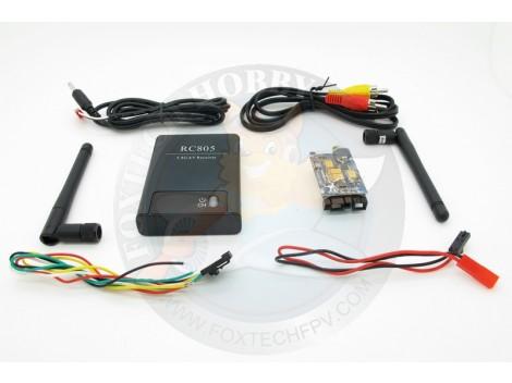 5.8G 400mw VTX+RC805