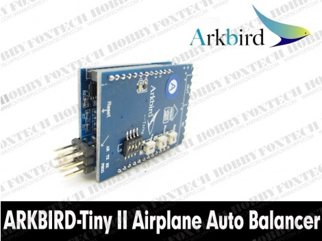 ARKBIRD-Tiny II Airplane Auto Balancer