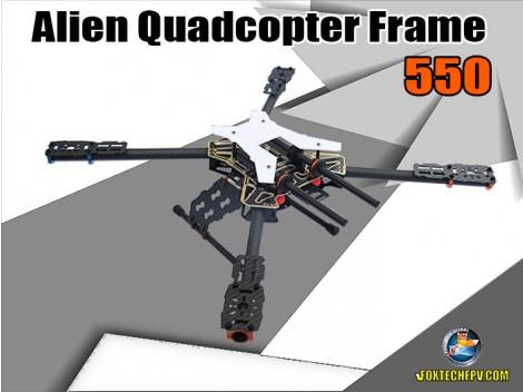 Alien 550 Quadcopter Frame