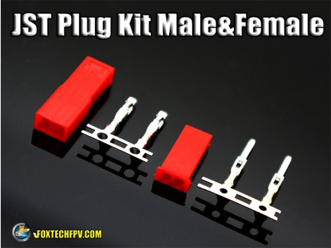 Amass JST Plug Kit
