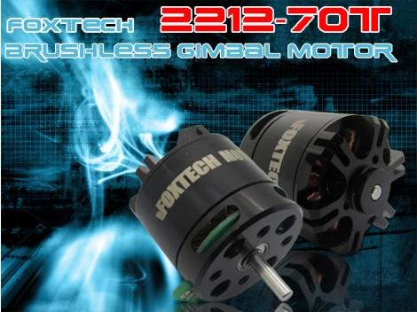 Foxtech BGM2212-70 Brushless Gimbal Motor