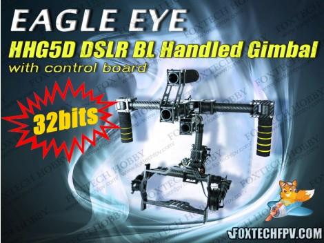 EAGLE EYE DSLR BL Handled Gimbal(32Bits Controller/Free Shipping)