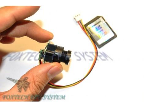 FH18C 520tvl wide voltage mini camera