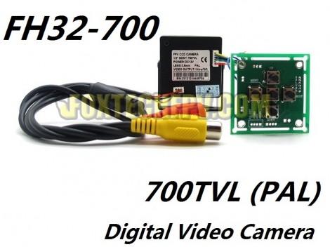 FH32-700 700tvl camera with OSD function