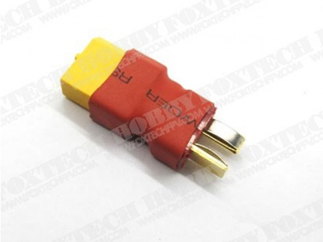 Amass Adapter Plug XT60 Female Head to T Male Head