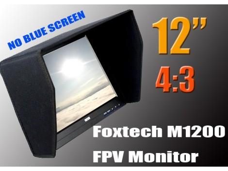 """Foxtech M1200 12"""" monitor"""
