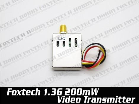 Foxtech 1.3G 200mw video transmitter