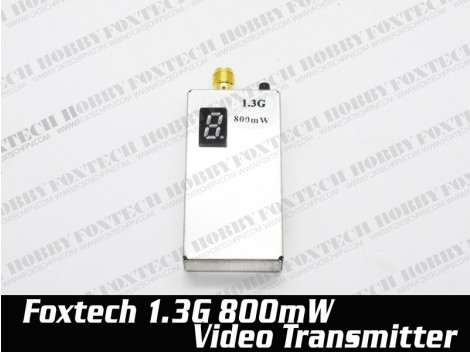 Foxtech 1.3G 800mw video transmitter