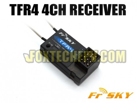 FrSky TFR4 4CH 2.4Ghz Receiver