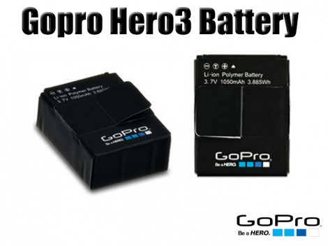 Gopro3 Original Battery 1pcs