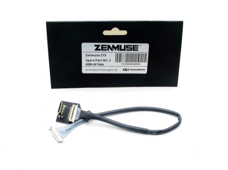 HDMI-AV Cable(Zenmuse Z15 PART02)