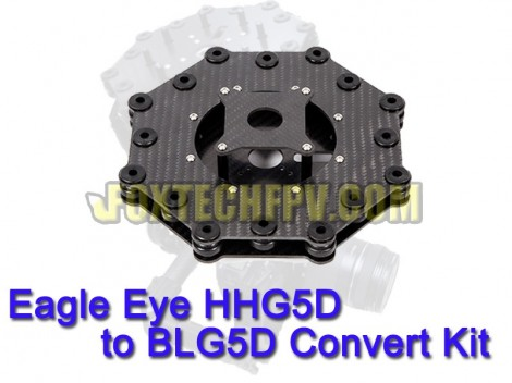 EAGLE EYE HHG5D to BLG5D converter kit