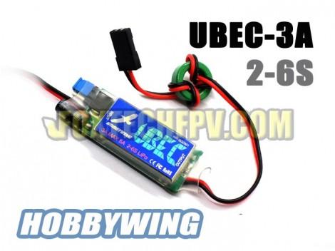 Hobbywing UBEC-3A (2-6S)
