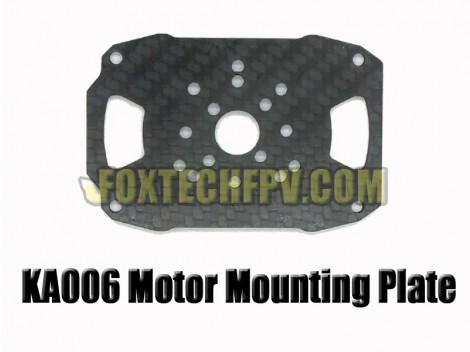 KA006 Motor Mounting Plate