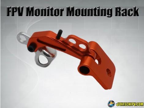 FPV Monitor Mounting Rack Orange