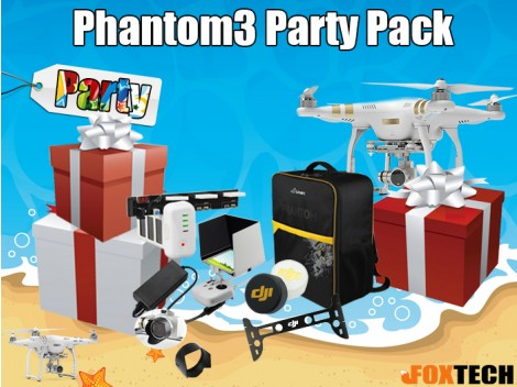 Party Pack for Phantom 3