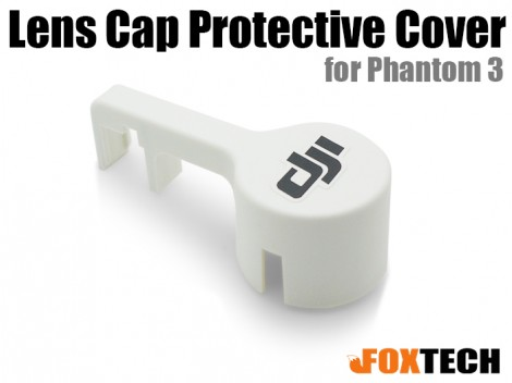 Lens Cap Protective Cover for Phantom 3