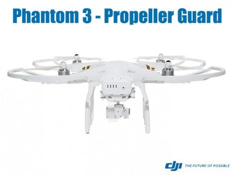 Phantom 3 - Propeller Guard(P3-Part2)