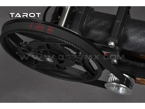 Tarot 150MXL/180MXL gimbal timing belt(TL100A04)