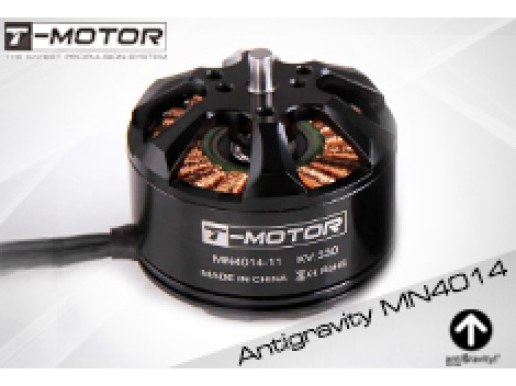 T-MOTOR Antigravity MN4014 KV330(One pair)-Free Shipping