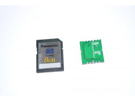 TX5823 200mw 8CH 5.8G tx module for nano flyers