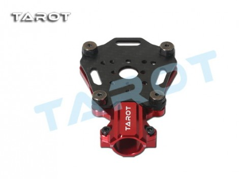 Tarot 16MM Suspended Motor Seat(Red)(TL68B33)