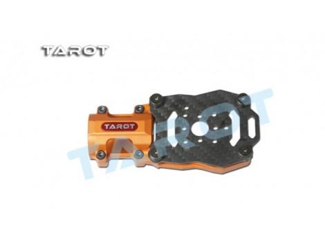 Tarot 25MM Anti-vibration Suspended Motor Mounting Seat/Orange(TL96028)